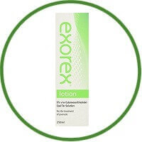Exorex Psoriasis and Eczema Treatment Lotion