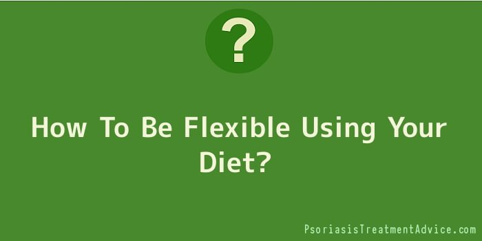 How To Be Flexible Using Your Diet